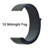 10 Midnight Fog