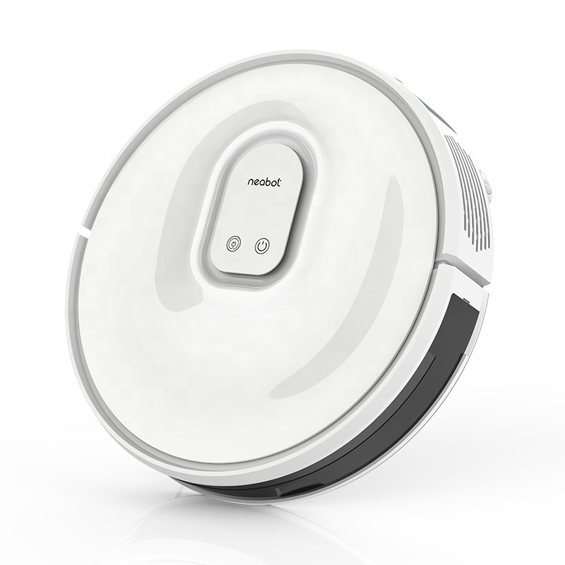 Neabot 5200mAh Battery 4000Pa Super Suction Robotic Vaccums for Household and Hard Floor Cleaning New Robot Vacuum Cleaner
