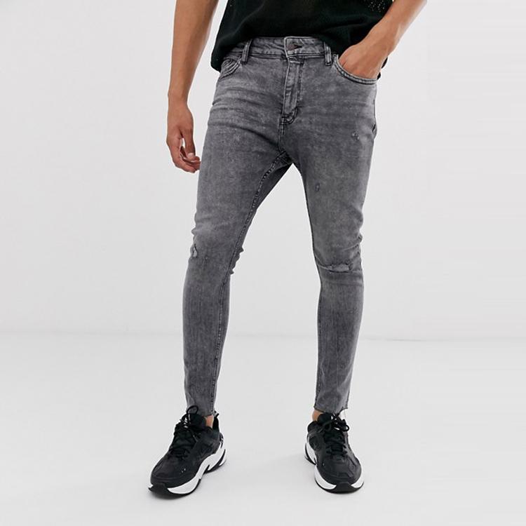 Jeans Desain Baru Foto Pria Jeans Super Kurus Terbang Abu Abu Buy Skinny Jeans Pria Mens Jeans Dalam Jumlah Besar Celana Jeans Baru Desain Foto Product On Alibaba Com
