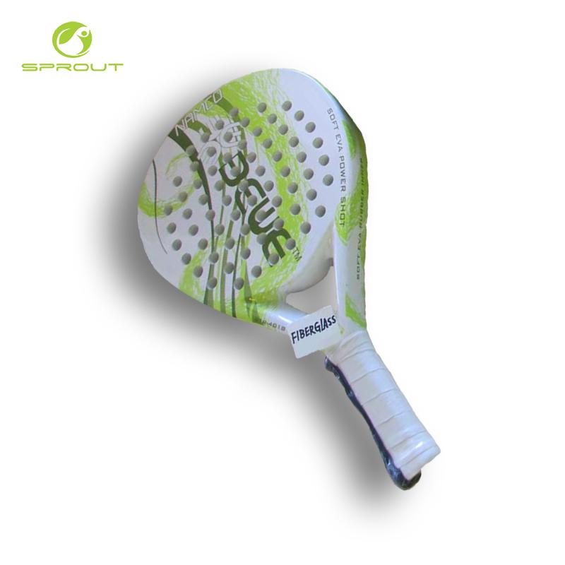 High Quality Professional Paddle 3K 12K 18K Custom Pink Racket Racchette Padel