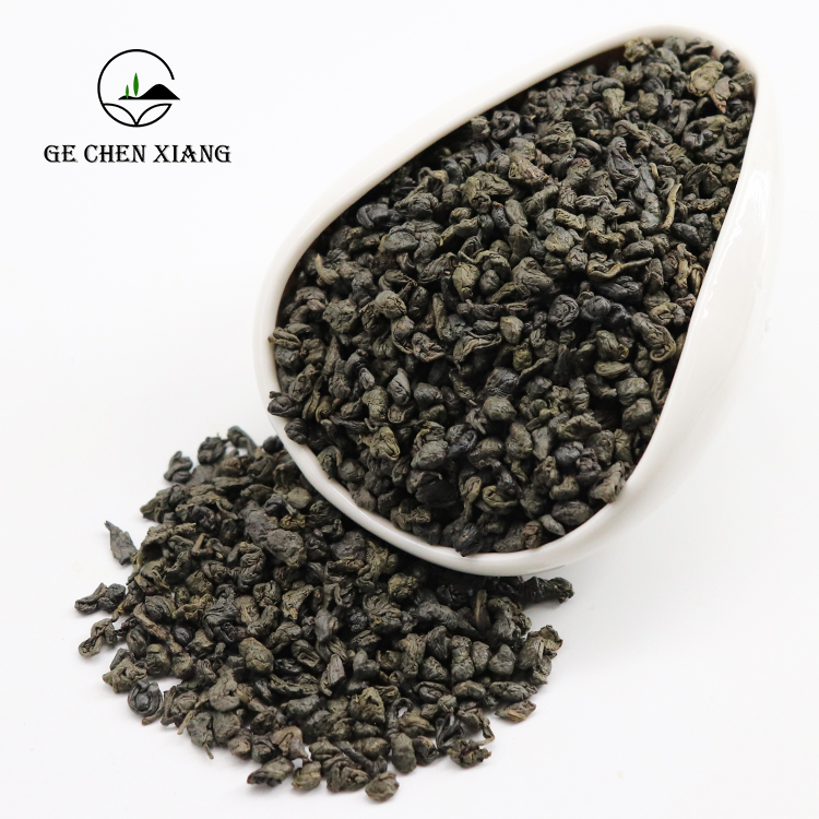Buy Chinese bulk cheap Organic Green Tea 3505 Gunpowder tea slimming tea - 4uTea | 4uTea.com