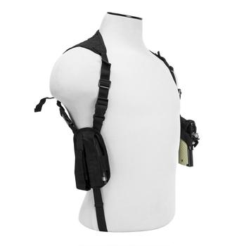 Shoulder Holster is a great alternative to a leg holster Tactical Holster Pistol Thigh Hip Leg molle Tactical Airsoft