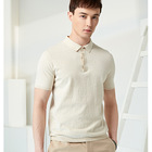 Short New Product Unique Spring/summer Polo T-shirt Short Sleeve Sweater Man
