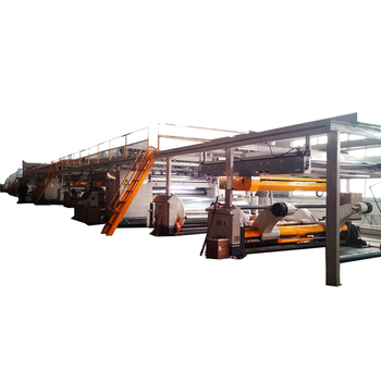 corrugated carton production line/corrugated cardboard production line