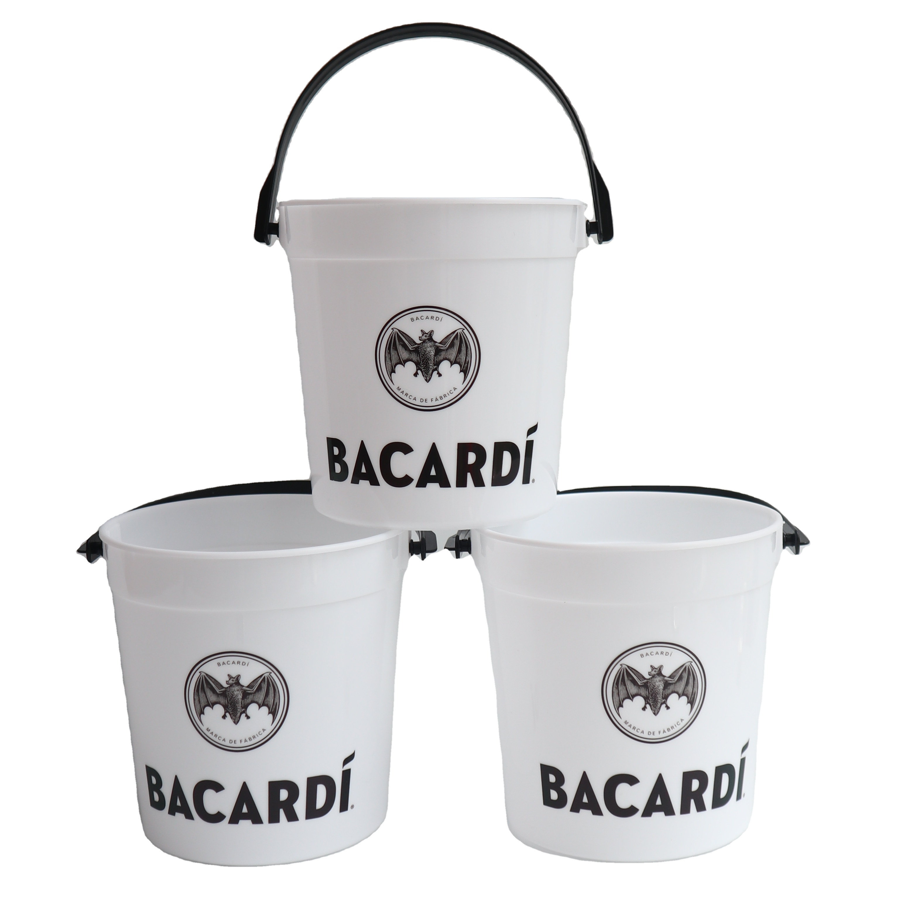 Plastic 32 Oz Pail With Handle Punch Buckets Drink Cups Buy 32 Oz Pail With Handle 32oz Rum Bucket Malibu Rum Bucket Product On Alibaba Com