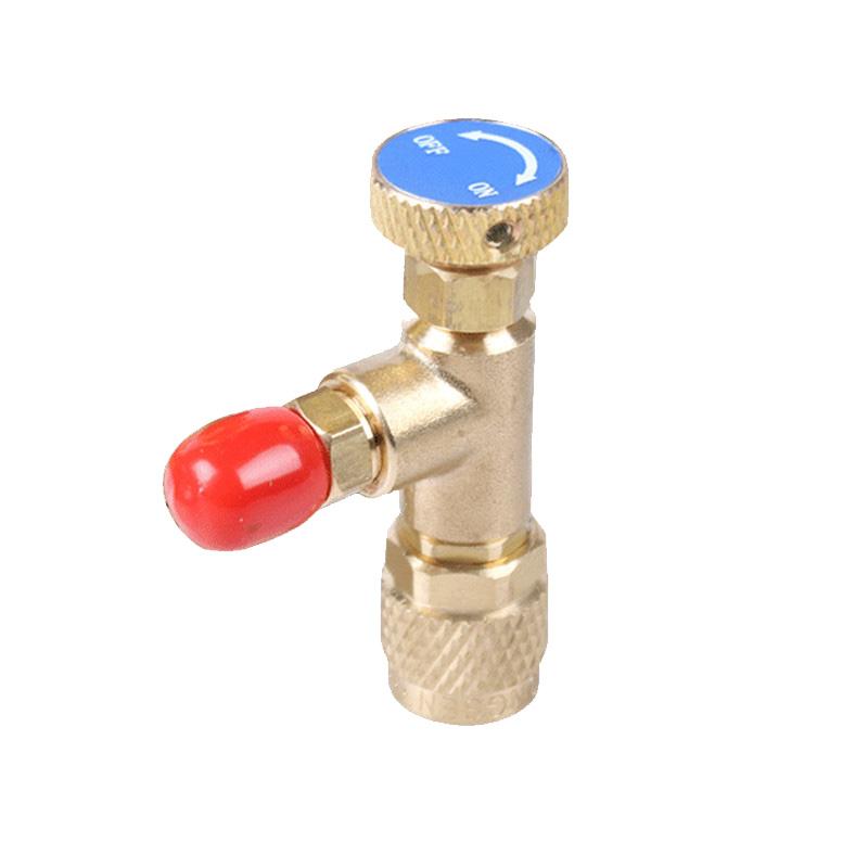 Открывалка для бутылок с хладагентом, универсальный открытый клапан, детали для кондиционера, инструменты для фторирования
