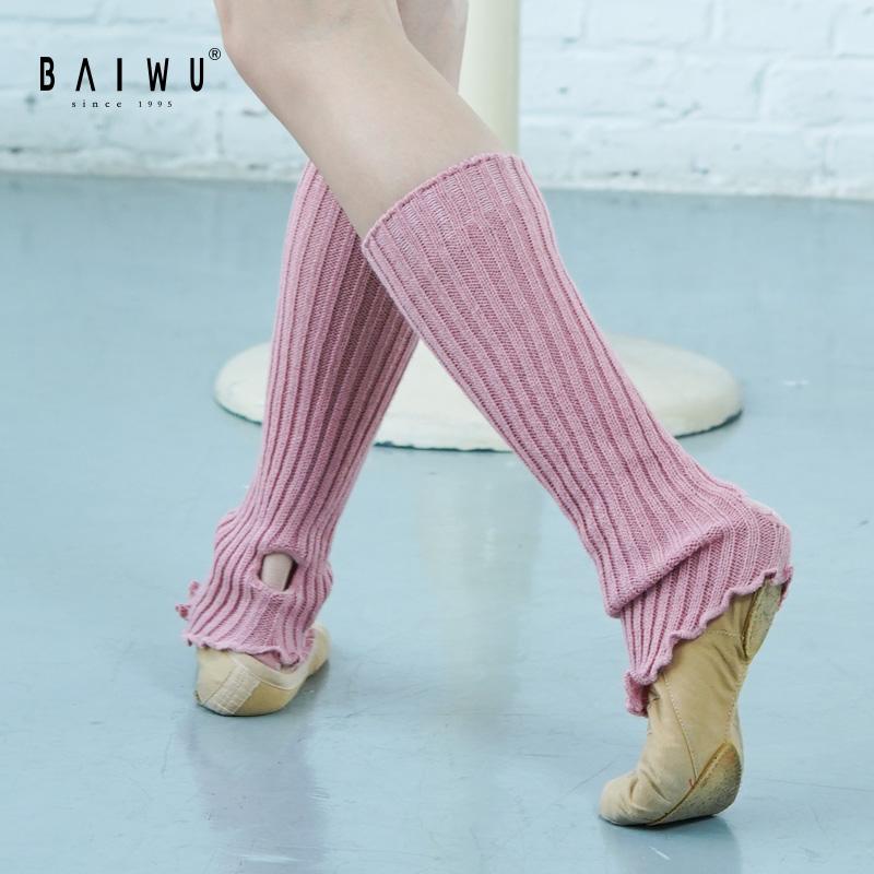 119146005 Baiwu высококачественные гетры для балета и танцев