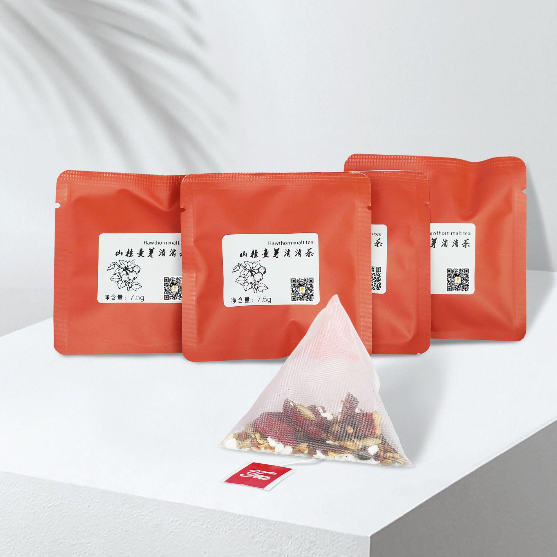 2021 Wholesale Hawthorn Organic Dandelion Root Chinese Herbal Tea Bags Aid Digestion Heart Private Label Logo OEM - 4uTea | 4uTea.com