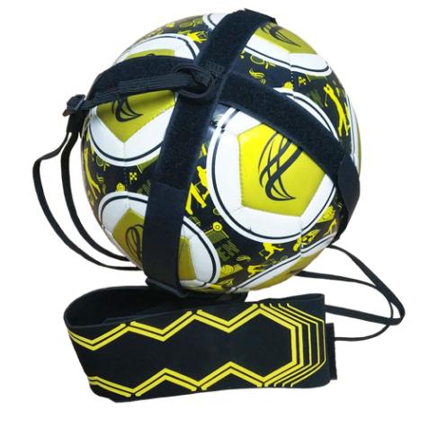 Футбол удар тренер футбольных тренировок assist ручной свободный метательный только практика оборудование для детей и взрослых, регулируемый