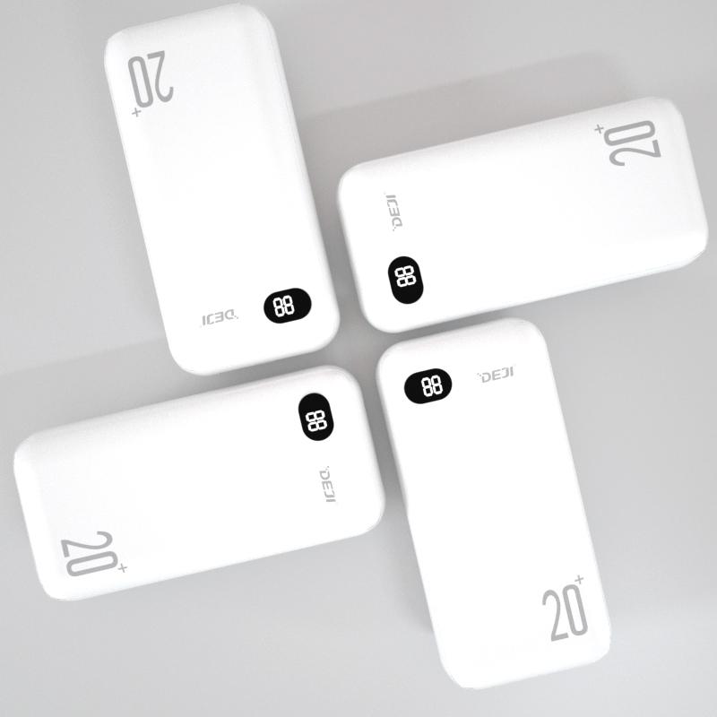 Ультратонкий внешний аккумулятор с логотипом на заказ, 20000 мАч, Дополнительный внешний аккумулятор, 20000 мАч