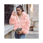 No Coats High Quality Cheap Smooth And Soft No Pungent Smell Faux Fur Coats For Your Selection