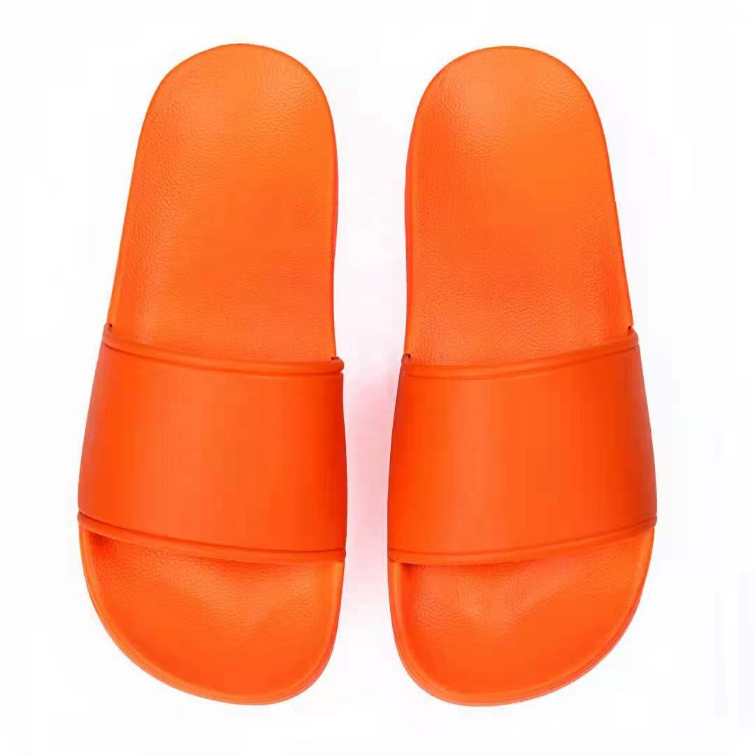 High Quality Anti-slippery Printed Fashion Custom Logo Indoor Outdoor Slippers In Various Colors