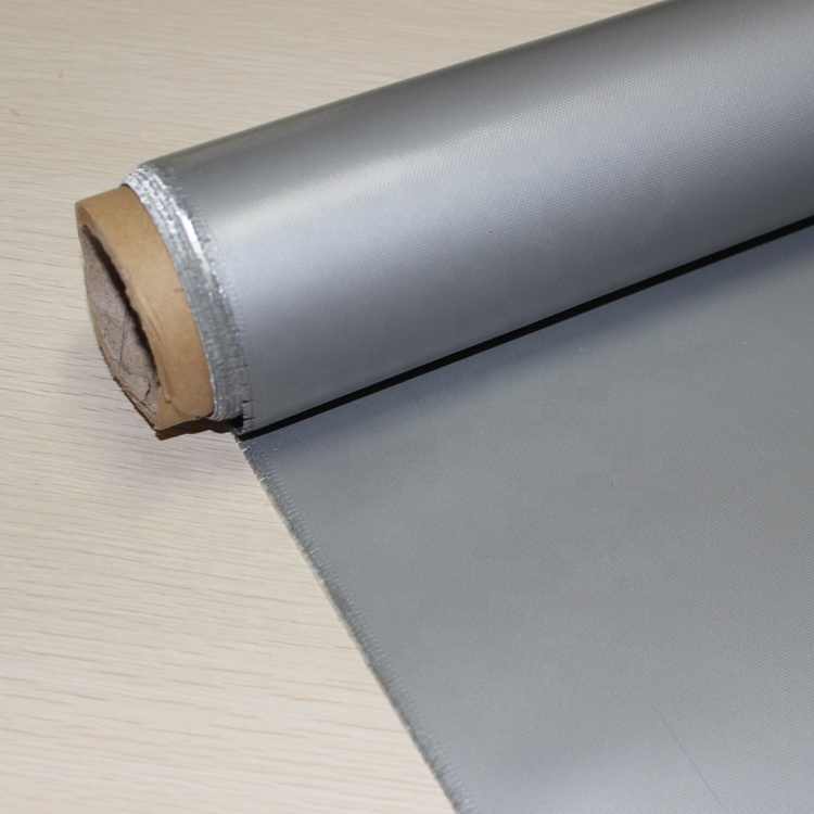 Стекловолоконная ткань с силиконовым покрытием и высокой термостойкостью
