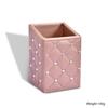 Holder-Rose gold cubic