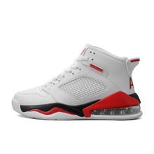 Лидер продаж; баскетбольные кроссовки; удобные высокие кожаные ботинки для тренировок в тренажерном зале; уличные мужские кроссовки; спорт...(Китай)