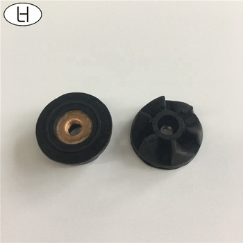 National Panasoni Rubber silicone rotor gear for juicer blender jar