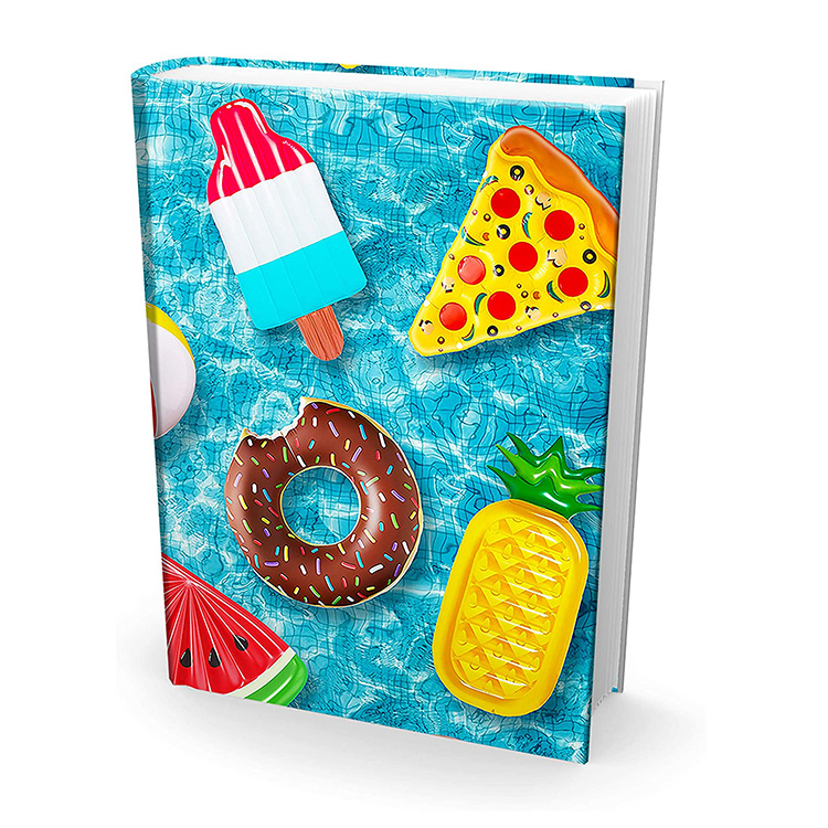 High Quality Book Sox Fabric Jumbo Book Covers Washable Stretchable Book Cover