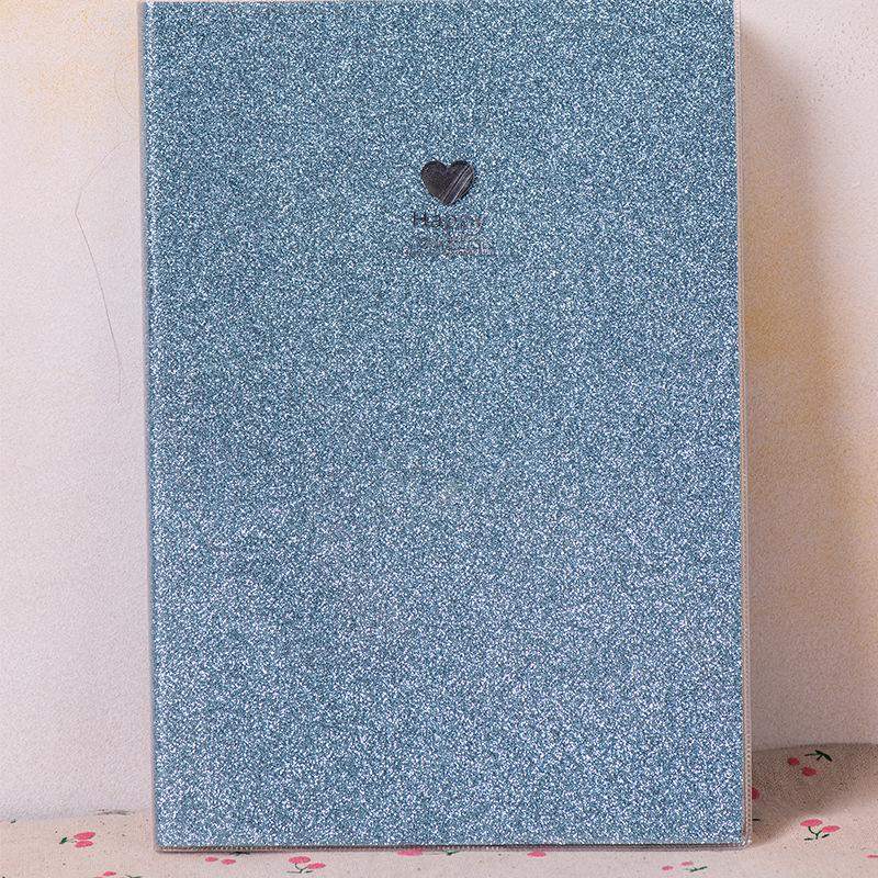 A6 лазерный блокнот 2020 Радужный планировщик блокнот-органайзер дневник Еженедельный пенсональный Bullet Journal дорожные записные книжки школьны...(Китай)