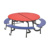 12 Seater Folding School Canteen Table And Chair For Cafeteria