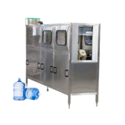 Machine Automatic 5 Gallon Water Bottle Filling Machine