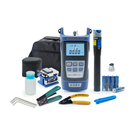 Tool Kit With Optic Fault Locator Best Price Fiber Optic Tool Kit With Fiber Cleaver FC-6S And Visual Fault Locator
