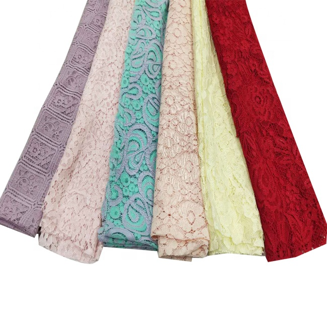 African Lace Fabrics Online