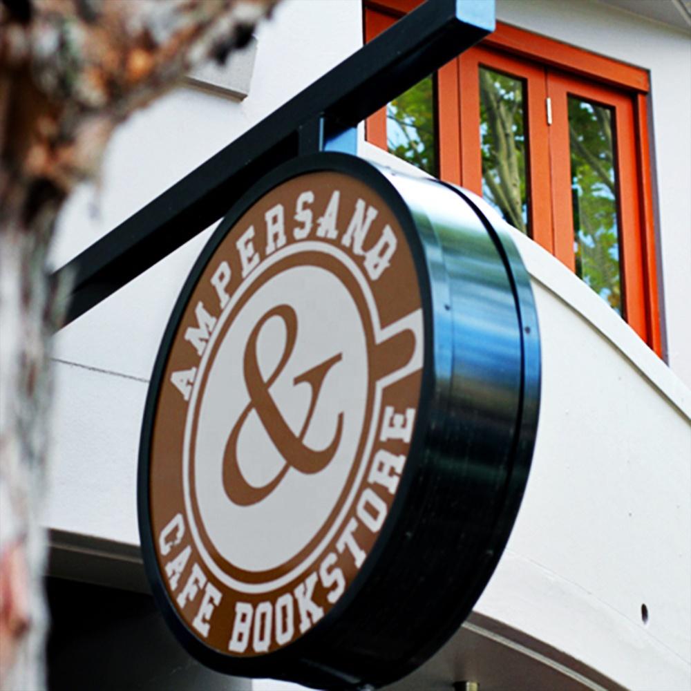 Рекламные световые коробки, светодиодные наружные Рекламные Знаки, рекламные щиты с логотипом внутри помещения