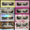 one pairs of lashes with light paper box