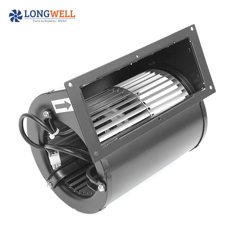 133mm diameter Hot sales AC forward curved centrifugal fan blower wood centrifuge air blower fan