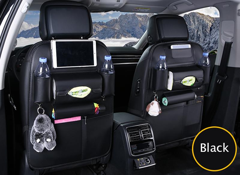 Органайзер для автомобильного сиденья, многофункциональная сумка для хранения в багажнике, сумка для хранения автомобиля(Китай)