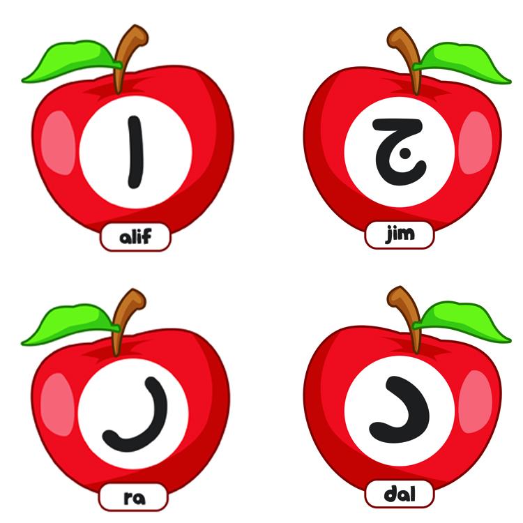 Wholesale 300gram Paper Index Card Arabic Flash Cards Game Playing Kids Education English Phonics Flash Card
