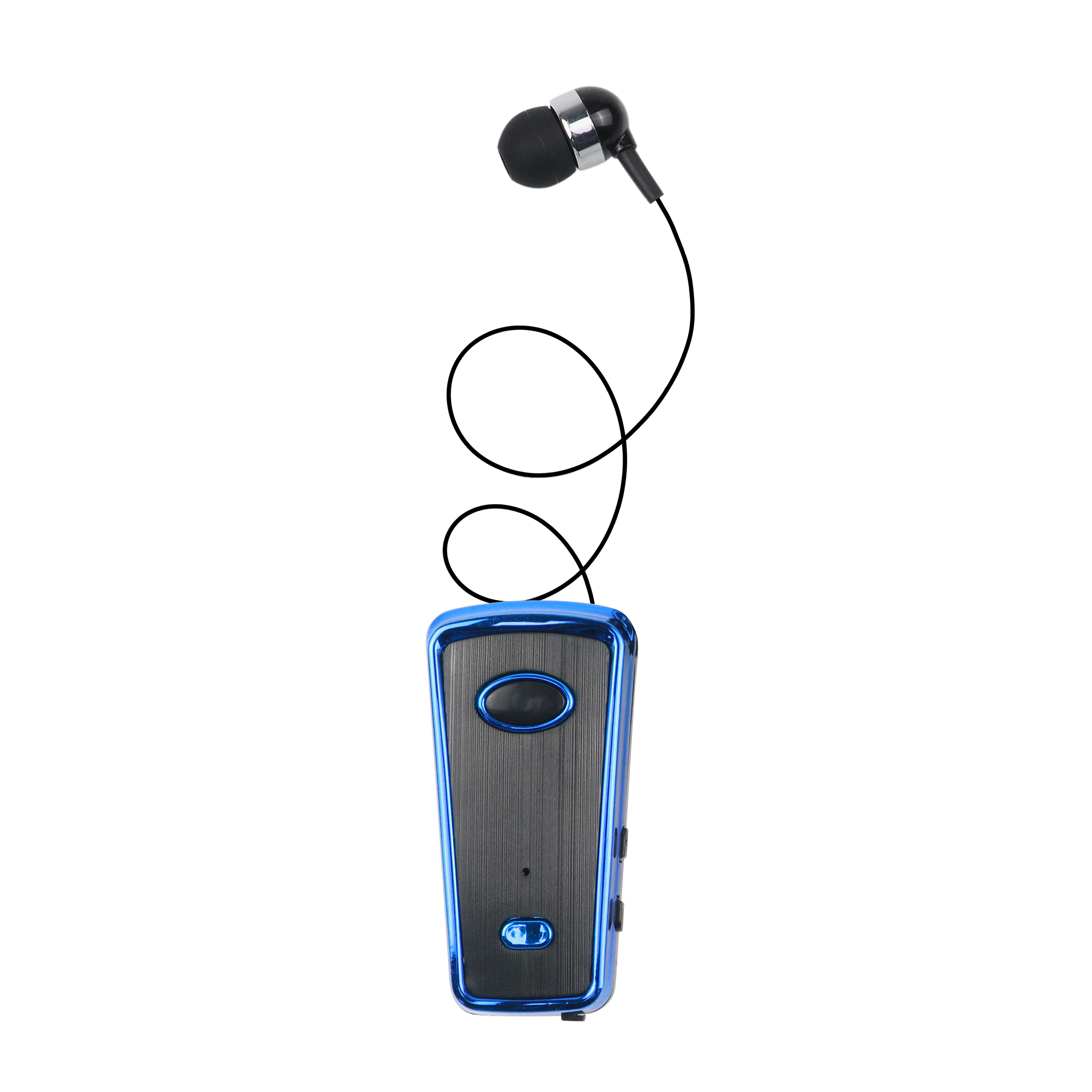 Wireless Blue tooth earphones neck clip on business Sport headphones - idealBuds Earphone | idealBuds.net