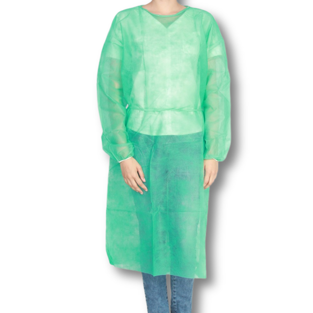 fumo wholesale ppe disposable light isolation gown polypropylene - KingCare   KingCare.net