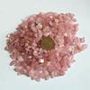 Rose quartz large particles