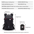 Bag SANXDI Packable Mountain Bag Outdoor Folding Backpack Waterproof Foldable Day Pack For Climbing Camping Hiking