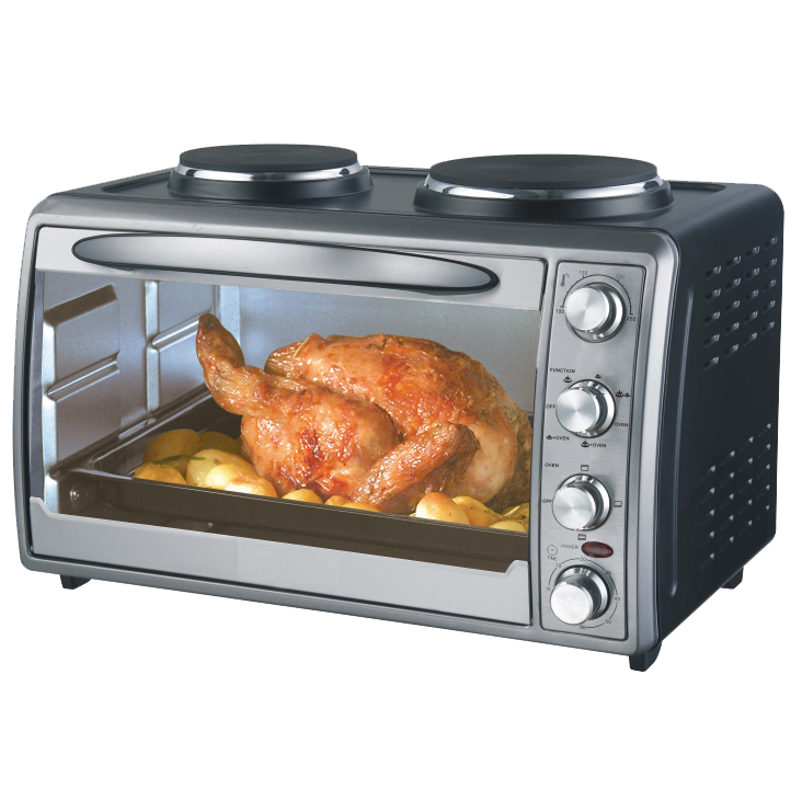 40-45L Large Capacity Household Appliance Horno Electrico Commercial Electric Toaster Ovens With OTG