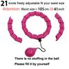 21 Detachable pink