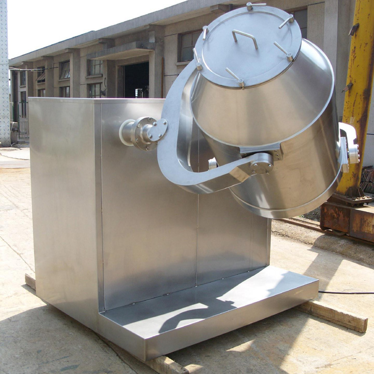 Hot Sale Energy Saving SYH Three Dimensional Mixer for Aniline Hydrochloride