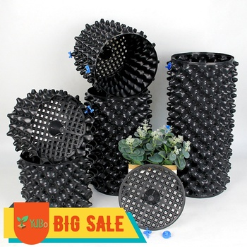 plant root fast growth air pruning grow pots