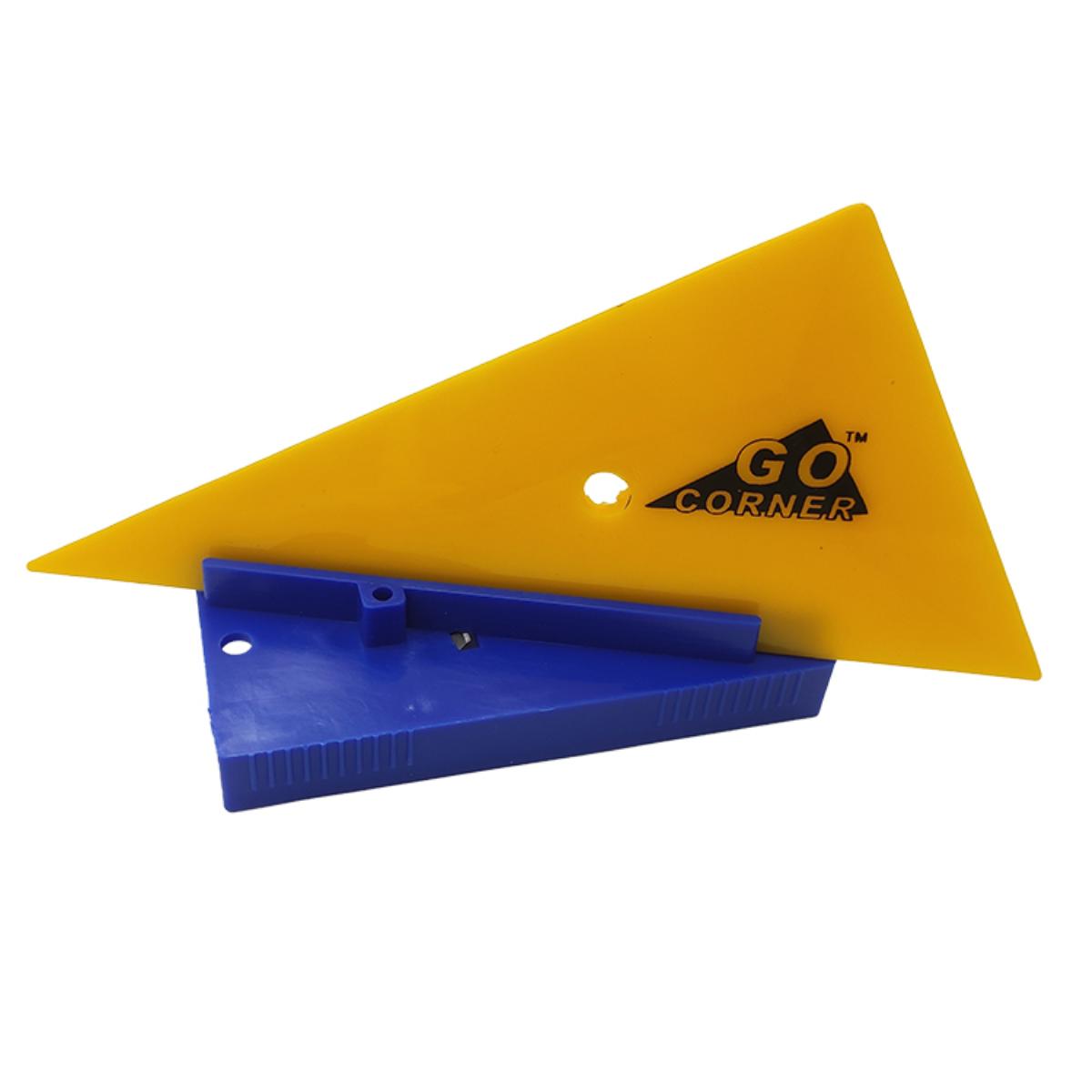 Пластиковый скребок точилка карт PP шлифовальный нож E33