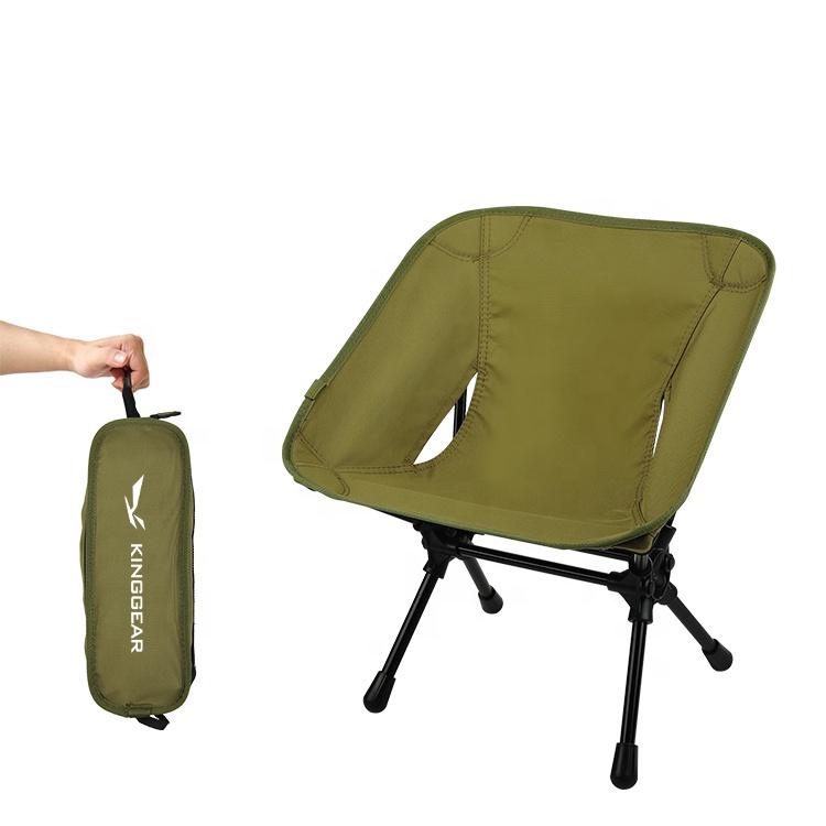 Удобное складное мини-кресло с рисунком 600D из ткани Оксфорд складное пляжное кресло для кемпинга с Луной для детей