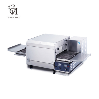 CE Industrial Stainless Steel Automatic Electric Fast Pizza Oven Conveyor for Oem Odm