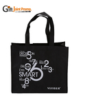 Cheap Hand Bag Reusable Eco-friendly Carry Bag Eco-Friendly Promotional Cheap Reusable Carrying Custom Printed Logo Hand Grocery Shopping Tote Handled Coloring Non Woven Bag