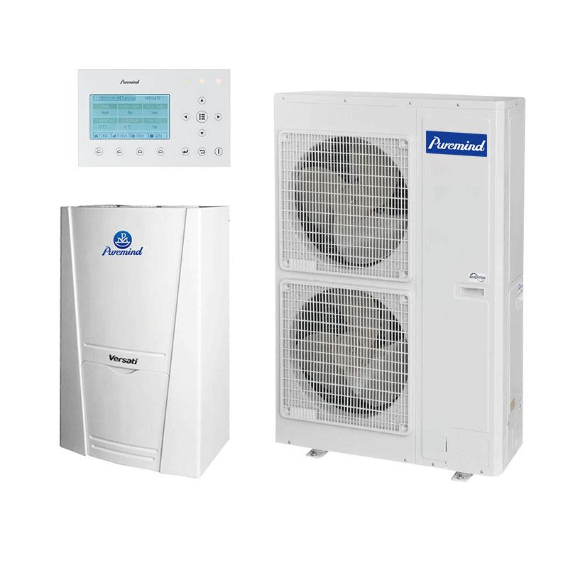 gree Inverter Split Heat Pump Residential Water Heater for Bathroom air conditioner