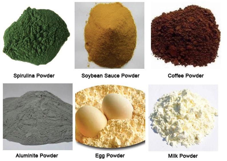 Industrial Centrifugal Spray Dryer For Urea-Formaldehyde Resin/Formaldehyde Resin/Polythene/Poly-chloroprene
