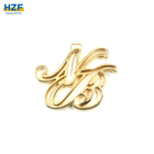 Charms Custom Made Logo Cheap Pendant Metal Logo Charms