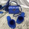 blue-YN-fur set
