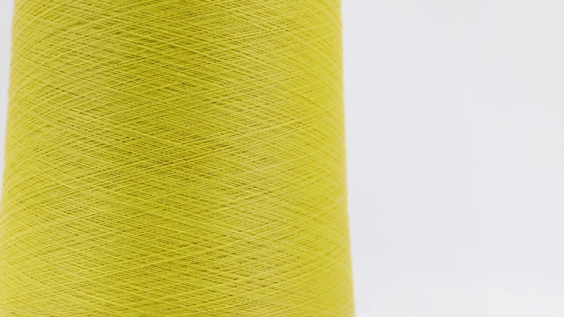 Гарантированное качество, термостойкая кевларовая швейная нить, арамидная нить для шитья