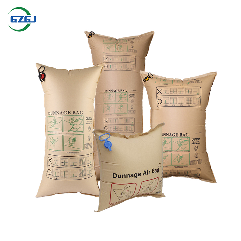 Inflatable packaging air cushion pillow truck dunnage airbags container loading