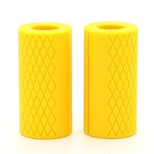2 шт. толстые ручки штанги для тяжелой атлетики гантели для толстой штанги для эффективной работы аксессуары(China)